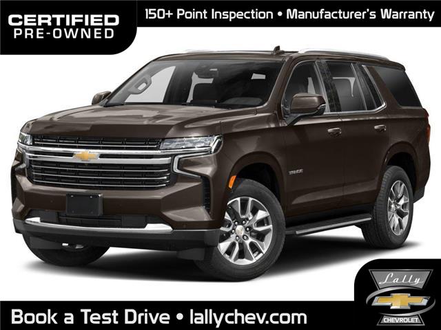 2021 Chevrolet Tahoe Premier (Stk: R02777) in Tilbury - Image 1 of 9