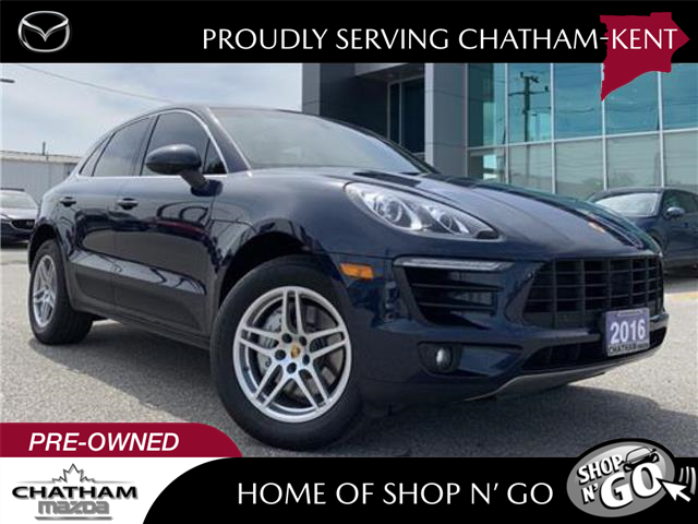 2016 Porsche Macan S (Stk: UM2623) in Chatham - Image 1 of 31