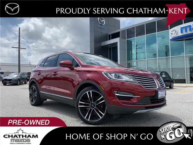 2018 Lincoln MKC Reserve (Stk: UM2647) in Chatham - Image 1 of 23