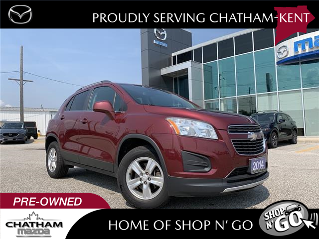 2014 Chevrolet Trax 2LT (Stk: NM3542A) in Chatham - Image 1 of 20