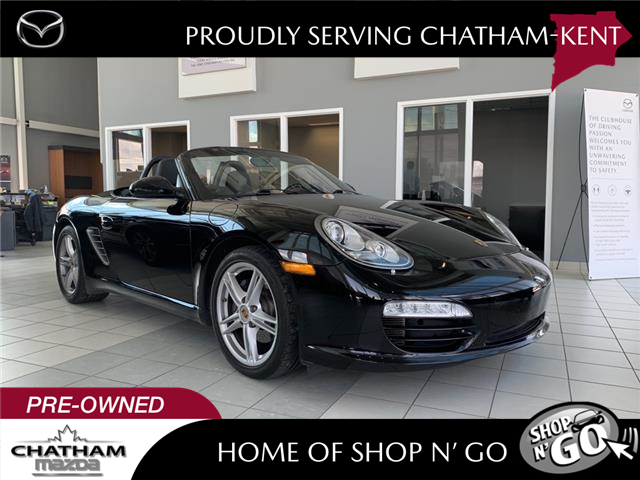 2009 Porsche Boxster Base (Stk: NM3549A) in Chatham - Image 1 of 14