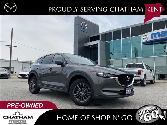 2019 Mazda CX-5  (Stk: UM2658) in Chatham - Image 1 of 19