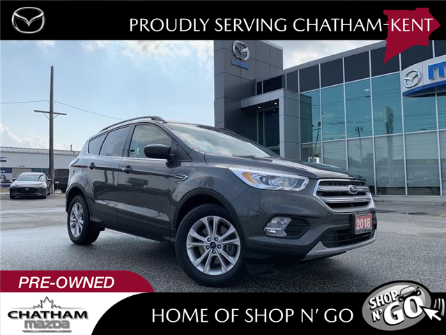 2018 Ford Escape  (Stk: UM2659) in Chatham - Image 1 of 22