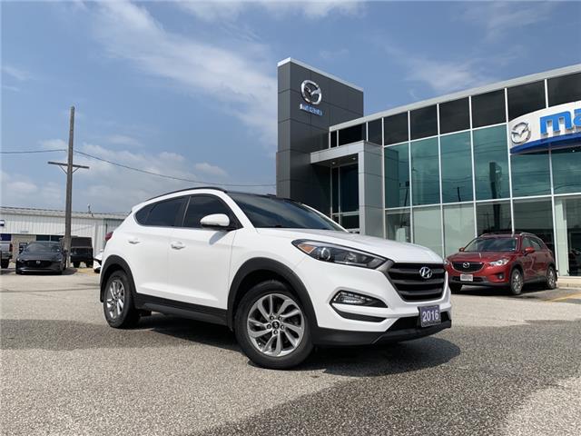 2016 Hyundai Tucson Luxury (Stk: UM2660) in Chatham - Image 1 of 23