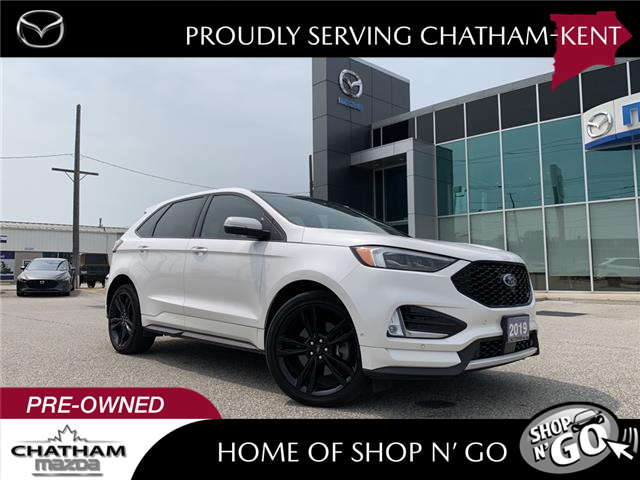 2019 Ford Edge  (Stk: UM2668) in Chatham - Image 1 of 24
