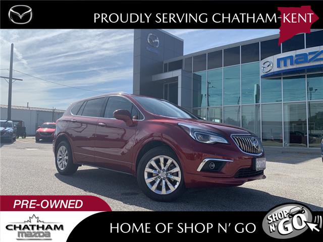 2017 Buick Envision  (Stk: UM2681) in Chatham - Image 1 of 21