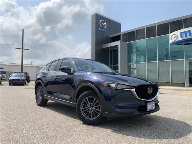 2019 Mazda CX-5  (Stk: UM2691) in Chatham - Image 1 of 20