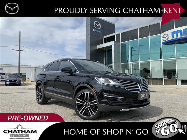 2017 Lincoln MKC  (Stk: UM2695) in Chatham - Image 1 of 21