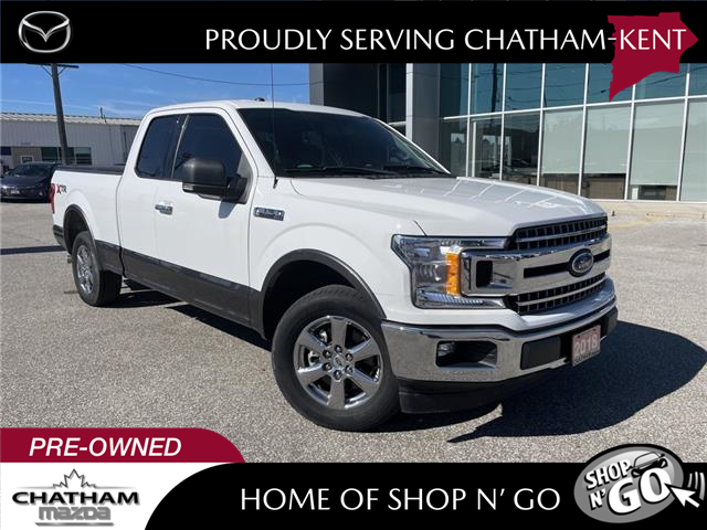 2018 Ford F-150  (Stk: UM2676A) in Chatham - Image 1 of 23