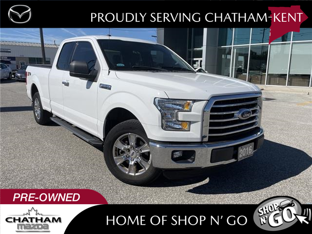 2016 Ford F-150 XLT (Stk: NM3513A) in Chatham - Image 1 of 23