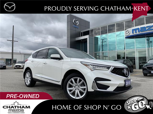 2019 Acura RDX  (Stk: UM2712) in Chatham - Image 1 of 23
