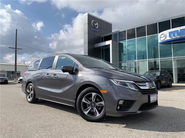 2019 Honda Odyssey  (Stk: UM2733) in Chatham - Image 1 of 24
