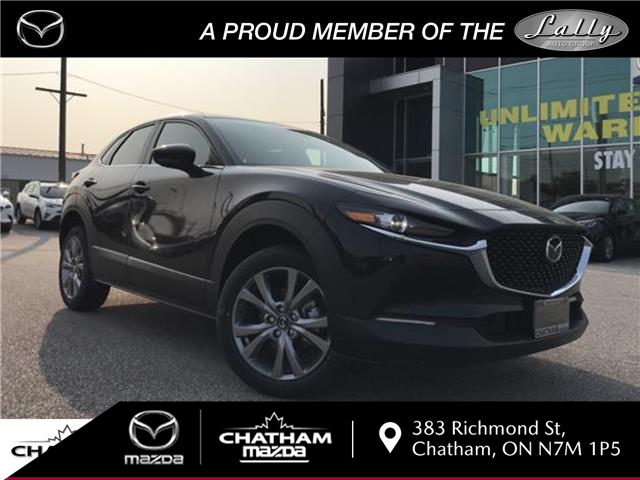2021 Mazda CX-30 GS (Stk: NM3386) in Chatham - Image 1 of 23