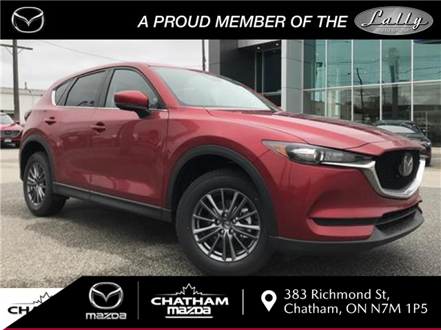 2021 Mazda CX-5 GS (Stk: NM3392) in Chatham - Image 1 of 25