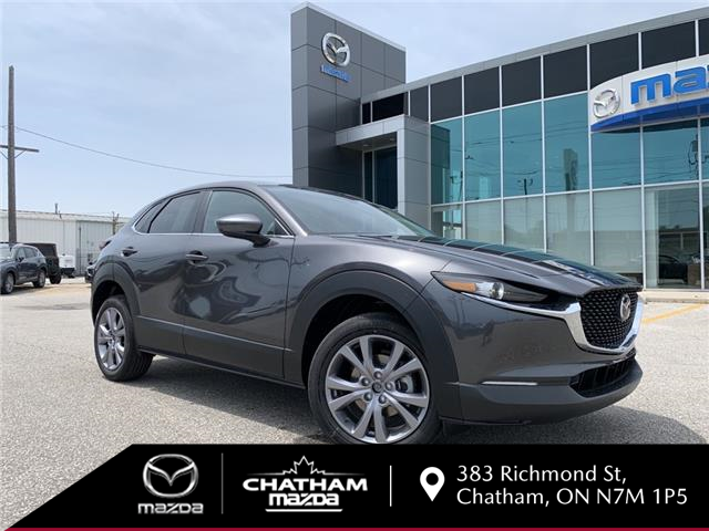 2021 Mazda CX-30 GS (Stk: NM3526) in Chatham - Image 1 of 22