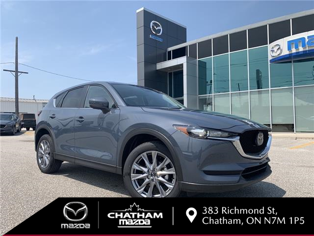 2021 Mazda CX-5 GS (Stk: NM3541) in Chatham - Image 1 of 22