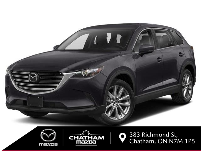 2021 Mazda CX-9 GS-L (Stk: NM3535) in Chatham - Image 1 of 9