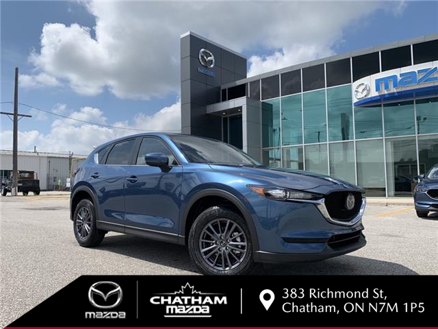2021 Mazda CX-5 GS (Stk: NM3557) in Chatham - Image 1 of 21