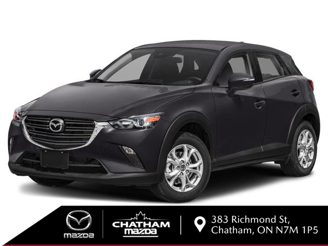 2021 Mazda CX-3 GS (Stk: NM3563) in Chatham - Image 1 of 9