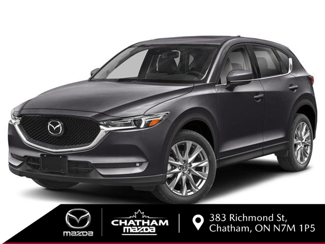 2021 Mazda CX-5 GT w/Turbo (Stk: NM3573) in Chatham - Image 1 of 9