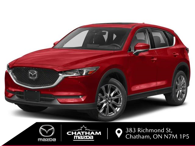 2021 Mazda CX-5 Signature (Stk: NM3574) in Chatham - Image 1 of 9