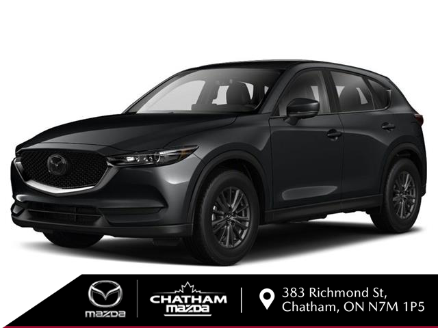 2021 Mazda CX-5 GS (Stk: NM3580) in Chatham - Image 1 of 2