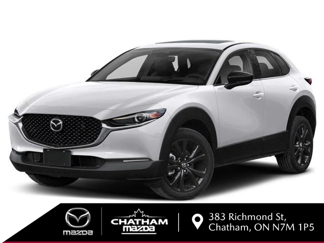 2021 Mazda CX-30 GT w/Turbo (Stk: NM3583) in Chatham - Image 1 of 9