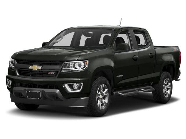 2018 Chevrolet Colorado Z71 (Stk: 166523) in AIRDRIE - Image 1 of 9