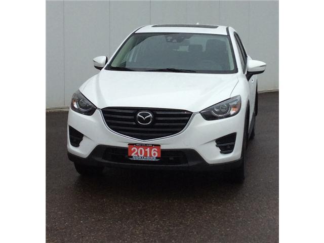 2016 Mazda CX-5 GT (Stk: MP0487) in Sault Ste. Marie - Image 1 of 11