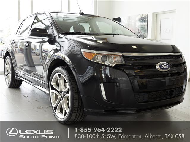 Ford Edge Sport Stk La In Edmonton Image