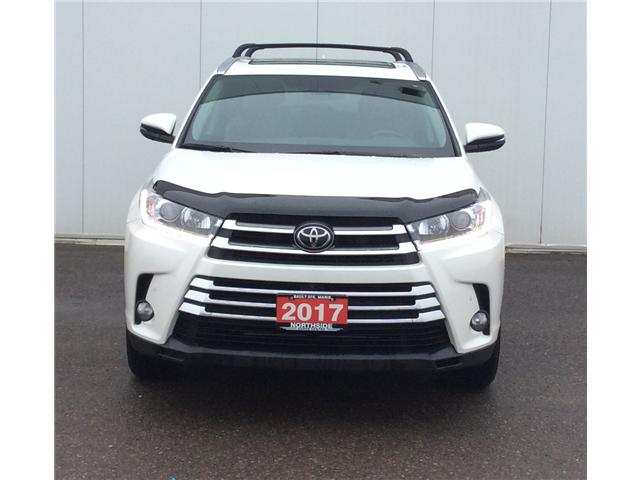 2017 Toyota Highlander Limited (Stk: P4678A) in Sault Ste. Marie - Image 2 of 11