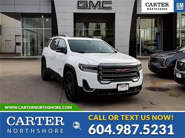 2021 GMC Acadia AT4 (Stk: 1A71990) in North Vancouver - Image 1 of 15