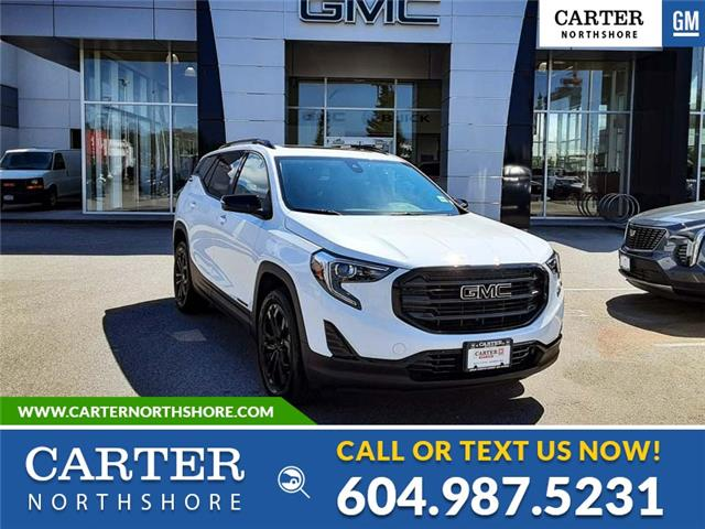 2021 GMC Terrain SLE (Stk: 1T0207T) in North Vancouver - Image 1 of 13