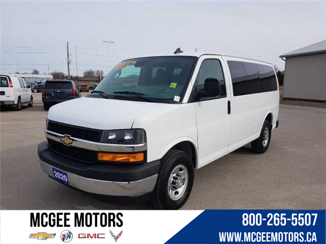 2020 Chevrolet Express 2500 LT (Stk: A125936) in Goderich - Image 1 of 25