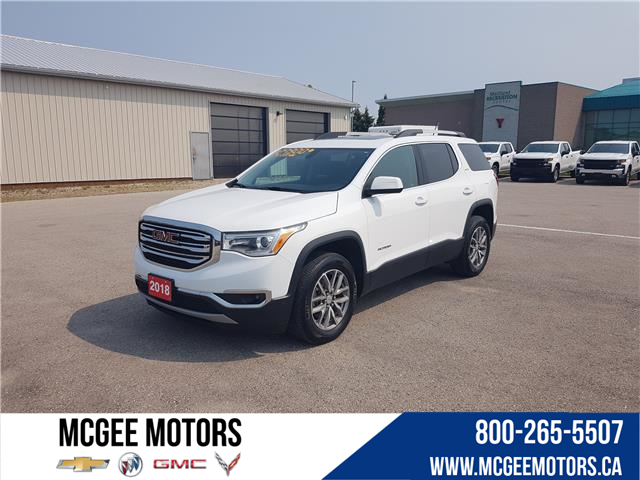 2018 GMC Acadia SLE-2 (Stk: 167476) in Goderich - Image 1 of 26