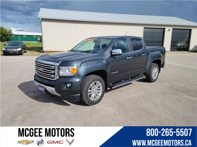2017 GMC Canyon SLT (Stk: 204052) in Goderich - Image 1 of 25