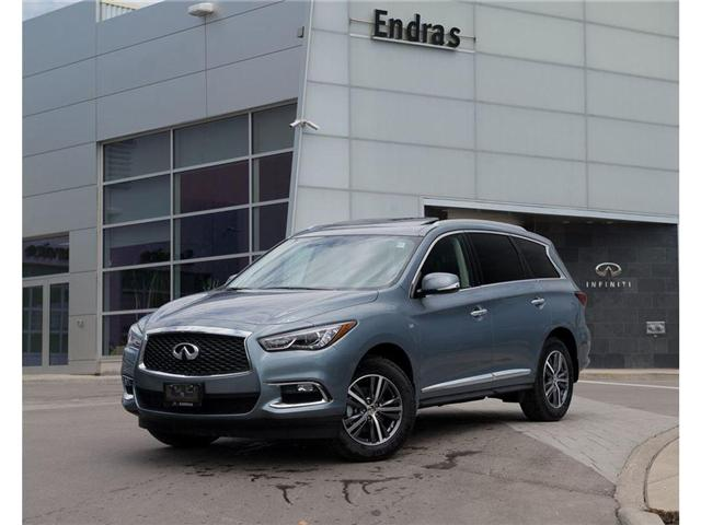 2018 Infiniti Qx60 Base Demo Heated Leather Seats Back Up Cam