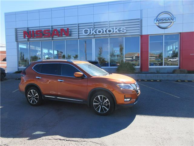 2018 Nissan Rogue SL (Stk: 126) in Okotoks - Image 1 of 26