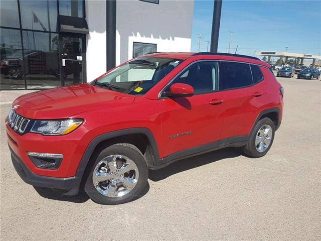 2018 Jeep Compass North (Stk: A2282) in Saskatoon - Image 1 of 17