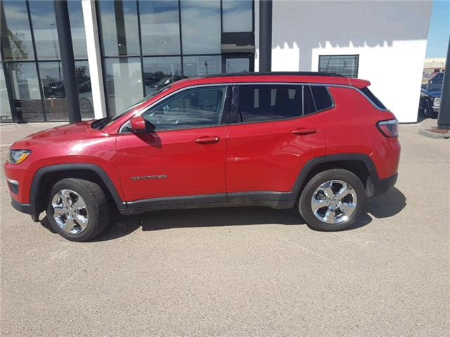 2018 Jeep Compass North (Stk: A2282) in Saskatoon - Image 2 of 17