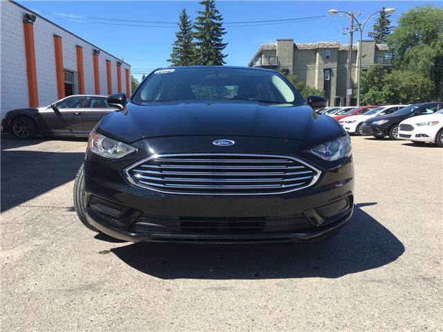 2018 Ford Fusion SE (Stk: F105) in Saskatoon - Image 2 of 21