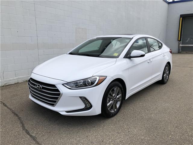 2018 Hyundai Elantra GLS (Stk: D1018) in Regina - Image 1 of 14