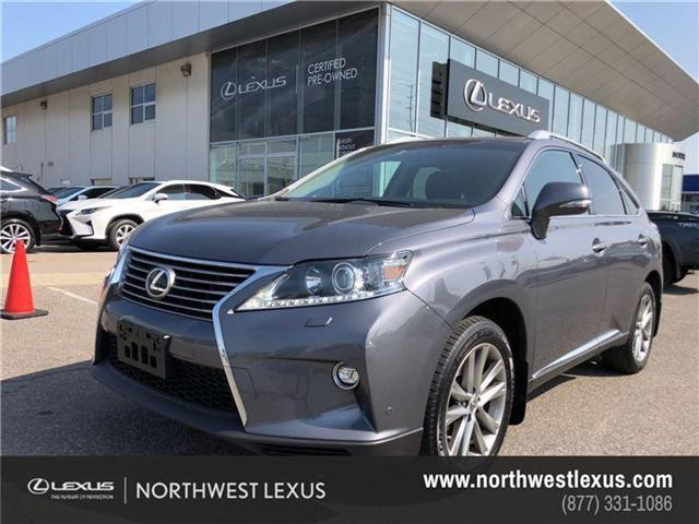 2015 Lexus RX 350 Sportdesign (Stk: 298699T) in Brampton - Image 1 of 14