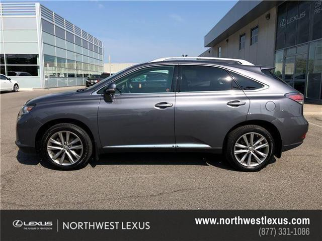 2015 Lexus RX 350 Sportdesign (Stk: 298699T) in Brampton - Image 2 of 14