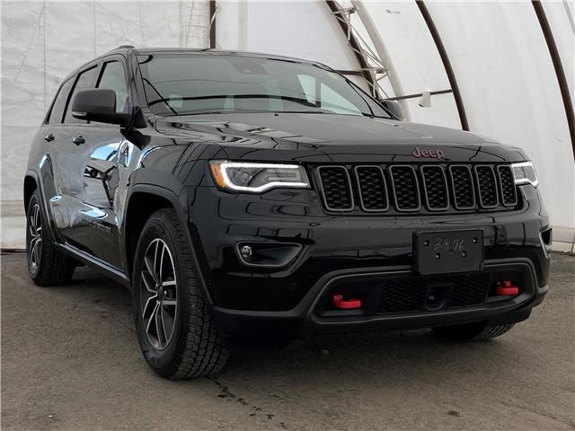 2020 Jeep Grand Cherokee Trailhawk (Stk: A8805A) in Ottawa - Image 1 of 44