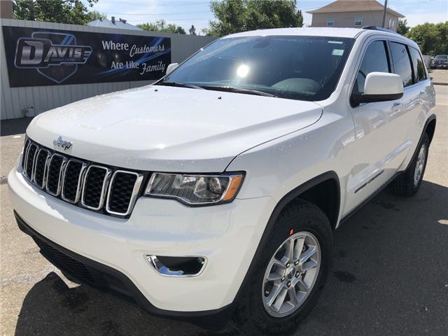 2018 Jeep Grand Cherokee Laredo (Stk: 13319) in Fort Macleod - Image 1 of 18