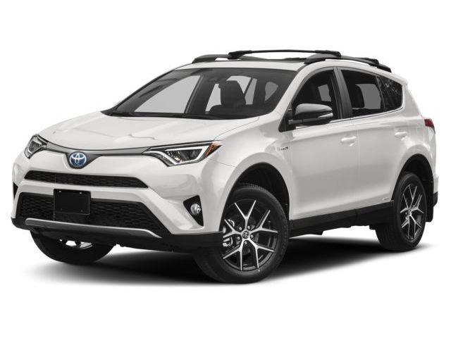 2018 Toyota RAV4 Hybrid SE (Stk: 226656) in Brampton - Image 1 of 9