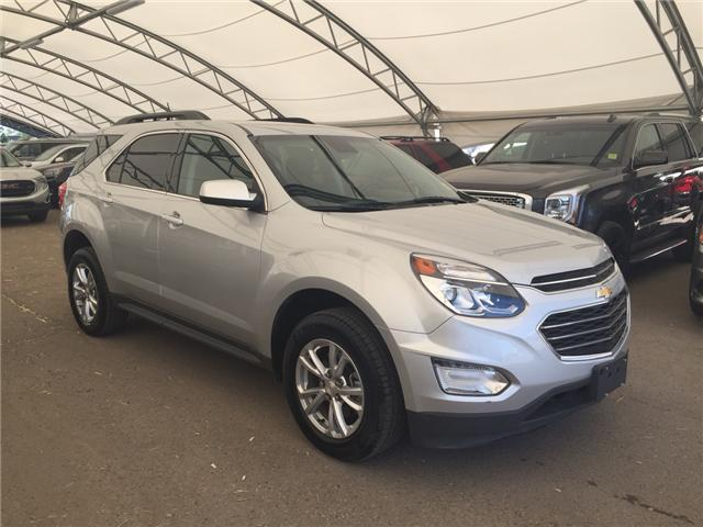 2017 Chevrolet Equinox LT (Stk: 166494) in AIRDRIE - Image 1 of 20