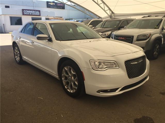 2017 Chrysler 300 C Platinum (Stk: 166269) in AIRDRIE - Image 1 of 25