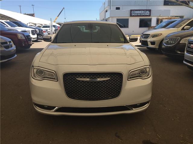 2017 Chrysler 300 C Platinum (Stk: 166269) in AIRDRIE - Image 2 of 25